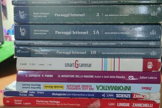 Libri in vendita 2020/2021